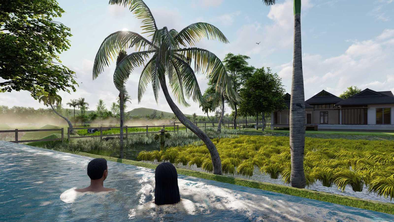 Private pool vilas Chiang Mai
