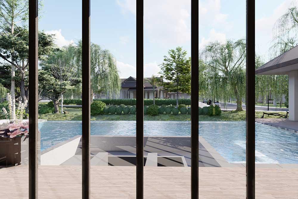 La Duna Chiang Mai - double glazed windows