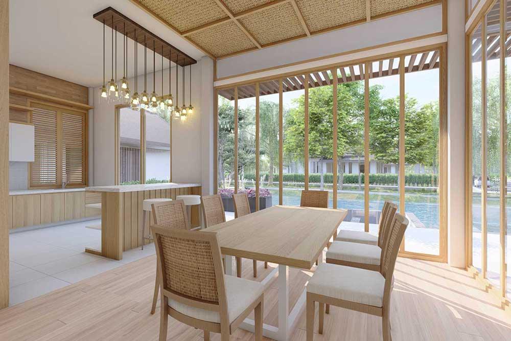 La Duna pool villas for sale Chiang Mai
